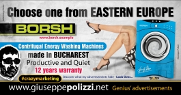 giuseppe polizzi advertisement EASTERN EUROPE crazy marketing genius  2017