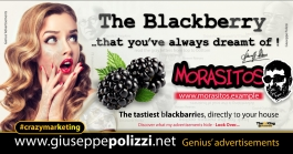 giuseppe polizzi BlackBerry crazymarketing genius  2018