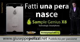 giuseppe polizzi telefono mobile phone pubblicità 2016 crazy marketing