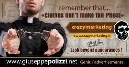 giuseppe polizzi Priest crazymarketing genius  2018