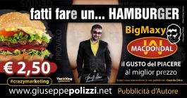 giuseppe polizzi pubblicità Fatti Fare Un crazy marketing  2016