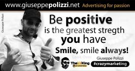 giuseppe polizzi crazy marketing aforismi aphorism pensare positivo2016 crazymarketing inglese