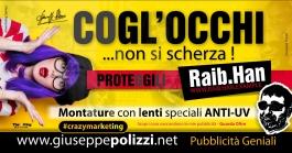 giuseppe Polizzi COGL OCCHI crazymarketing genius