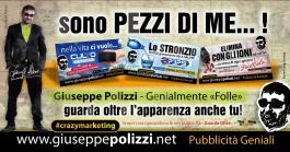 giuseppe Polizzi Genialmente Folle crazymarketing genius