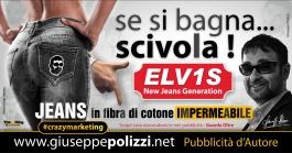 giuseppe polizzi pubblicità jeans crazy marketing genius  2016