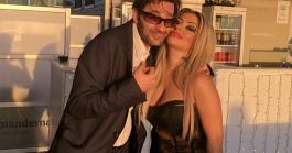 Vivian Darkangel e  Giuseppe Polizzi Crazymarketing pubblicita