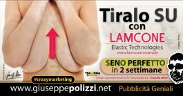 giuseppe polizzi pubblicità TIRALO SU crazy marketing genius