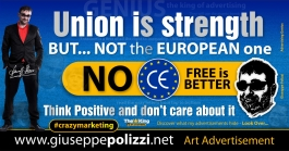 giuseppe polizzi advertisement Union is strength crazy marketing genius  2016 inglese