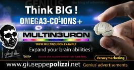 giuseppe polizzi THINK BIG crazy marketing genius  2017