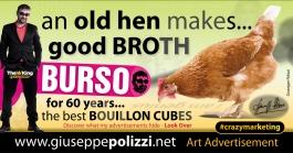 giuseppe polizzi pubblicità 2016 crazy marketing gallina vecchia 2016 inglese