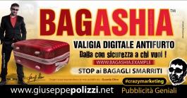 giuseppe Polizzi BAGASHIA crazymarketing genius