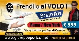giuseppe Polizzi Prendilo al VOLO crazymarketing pubblicita geniali