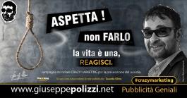 Giuseppe Polizzi crazymarketing Non Farlo pubblicità geniali