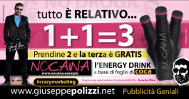 giuseppe NOCAINA  crazy marketing genius