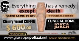 giuseppe Polizzi death crazymarketing genius ing