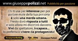 giuseppe polizzi aforismi invidioso incapace 2016 crazymarketing