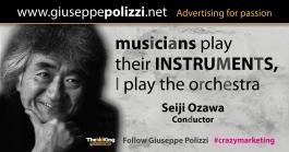 giuseppe polizzi crazy marketing aforismi musicisti  2016 inglese