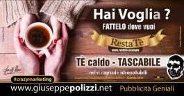giuseppe Polizzi crazymarketing Hai Voglia pubblicita geniali