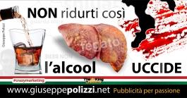 giuseppe polizzi pubblicità 2016 crazy marketing organi organs alcool
