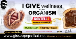giuseppe polizzi crazymarketing I give wellness advertisements