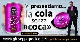 giuseppe polizzi pubblicità 2016 crazy marketing pepsi