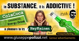 giuseppe polizzi crazymarketing Substance Addictive   2018 advertising