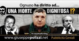 giuseppe Polizzi pubblicita RIINA FALCONE BORSELLINO crazymarketing genius