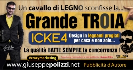 giuseppe polizzi pubblicità TROIA crazy marketing  2016