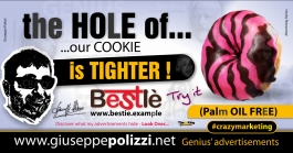 giuseppe polizzi advertisement The Hole of - crazymarketing genius  2017