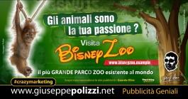 giuseppe Polizzi crazymarketing ZOO pubblicità geniali