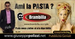 giuseppe Polizzi Pasta crazymarketing pubblicita geniali