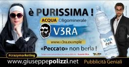 giuseppe Polizzi Purissima crazymarketing pubblicita geniali