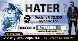 giuseppe Polizzi Hater crazymarketing genius ing