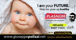 giuseppe polizzi crazymarketing I am your Future advertisements
